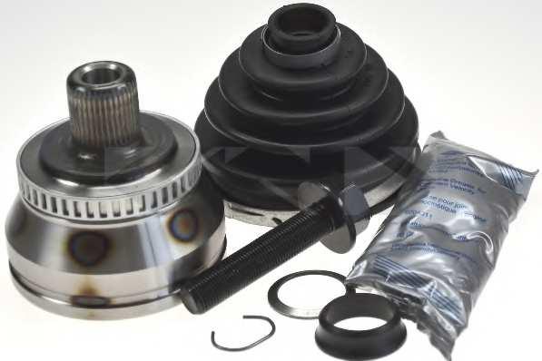 Шарнирный комплект приводного вала SPIDAN 22763 - изображение