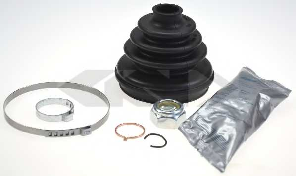 Комплект пылника приводного вала SPIDAN 23040 - изображение