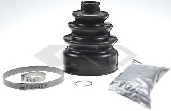 Комплект пылника приводного вала SPIDAN 23065 - изображение