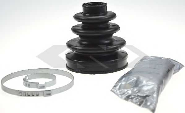 Комплект пылника приводного вала SPIDAN 23179 - изображение