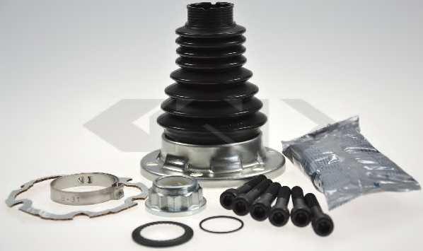 Комплект пылника приводного вала SPIDAN 23268 - изображение