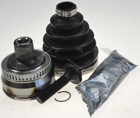 Шарнирный комплект приводного вала SPIDAN 23693 - изображение