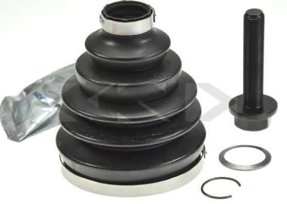 Комплект пылника приводного вала SPIDAN 23698 - изображение