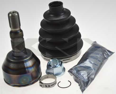 Шарнирный комплект приводного вала SPIDAN 23987 - изображение
