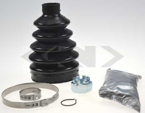 Комплект пылника приводного вала SPIDAN 24281 - изображение