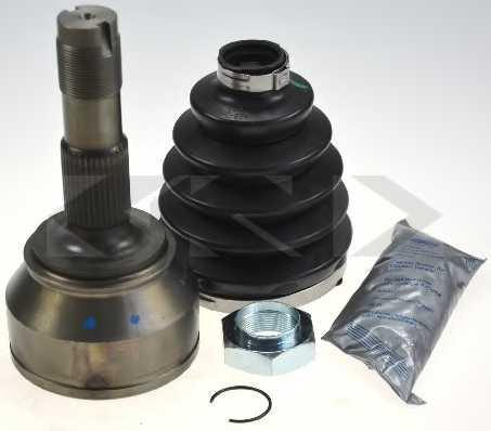 Шарнирный комплект приводного вала SPIDAN 24282 - изображение