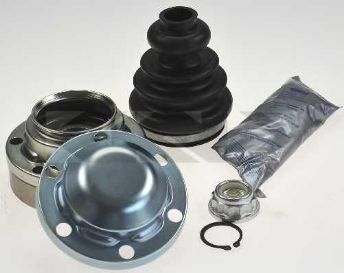 Шарнирный комплект приводного вала SPIDAN 24566 - изображение