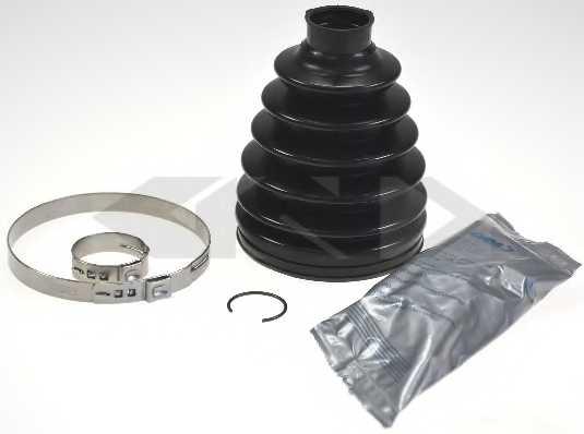 Комплект пылника приводного вала SPIDAN 24611 - изображение