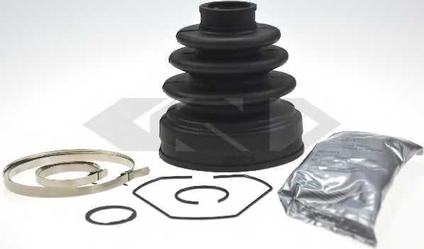 Комплект пылника приводного вала SPIDAN 24614 - изображение