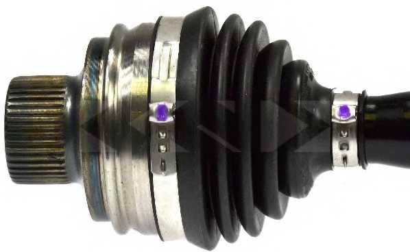 Приводной вал SPIDAN 24653 - изображение 1