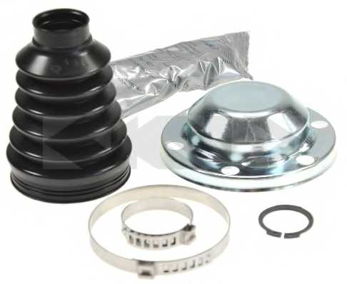 Комплект пылника приводного вала SPIDAN 24665 - изображение