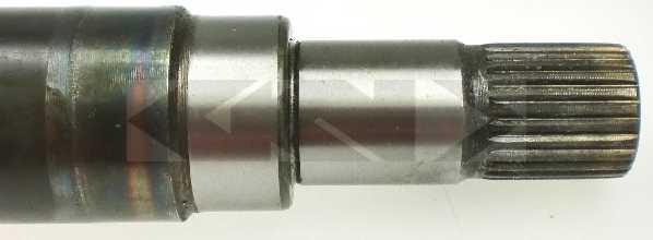 Приводной вал SPIDAN 24853 - изображение 3