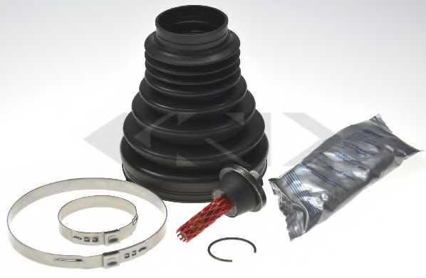 Комплект пылника приводного вала SPIDAN 24883 - изображение