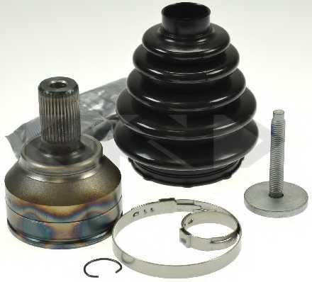 Шарнирный комплект приводного вала SPIDAN 24925 - изображение