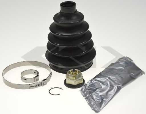 Комплект пылника приводного вала SPIDAN 24993 - изображение