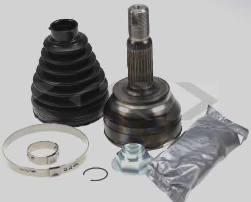 Шарнирный комплект приводного вала SPIDAN 25009 - изображение