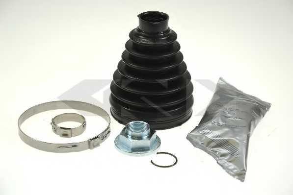 Комплект пылника приводного вала SPIDAN 25010 - изображение