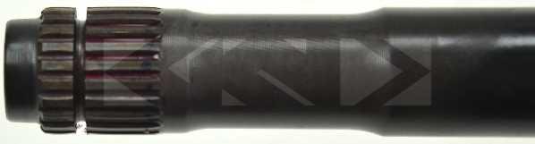 Шарнир приводного вала SPIDAN 25108 - изображение 1