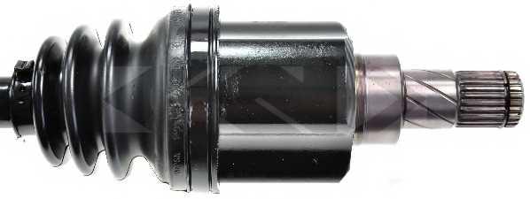 Шарнир приводного вала SPIDAN 25108 - изображение 2