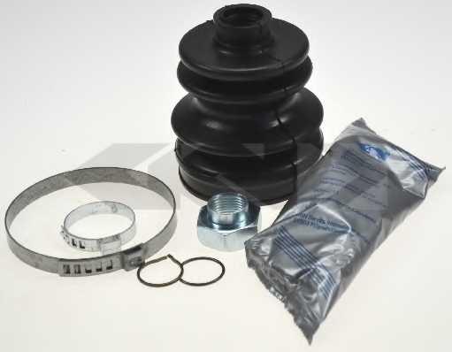 Комплект пылника приводного вала SPIDAN 25512 - изображение