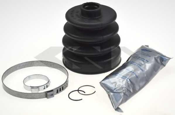 Комплект пылника приводного вала SPIDAN 25524 - изображение