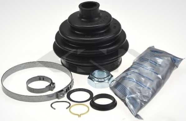 Комплект пылника приводного вала SPIDAN 26005 - изображение