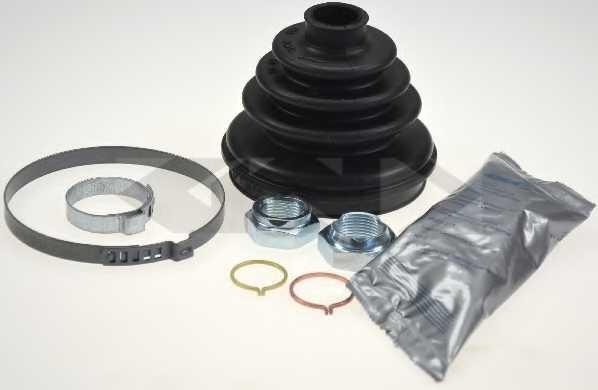 Комплект пылника приводного вала SPIDAN 26007 - изображение