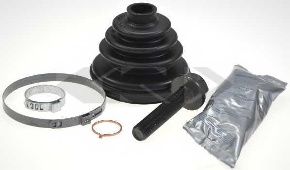 Комплект пылника приводного вала SPIDAN 26010 - изображение