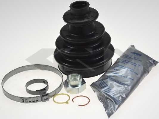 Комплект пылника приводного вала SPIDAN 26014 - изображение