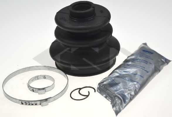 Комплект пылника приводного вала SPIDAN 26050 - изображение