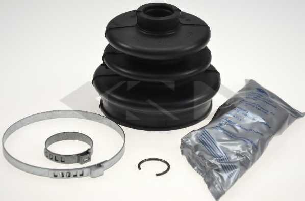 Комплект пылника приводного вала SPIDAN 26051 - изображение