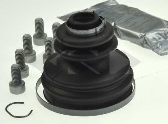 Комплект пылника приводного вала SPIDAN 26065 - изображение