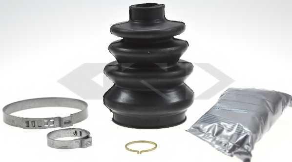 Комплект пылника приводного вала SPIDAN 26085 - изображение