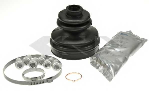 Комплект пылника приводного вала SPIDAN 26129 - изображение