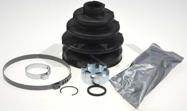 Комплект пылника приводного вала SPIDAN 26175 - изображение