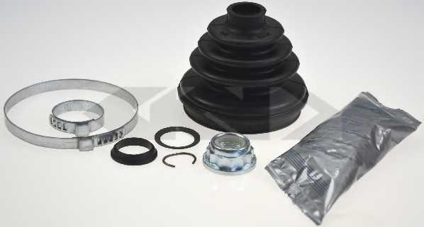 Комплект пылника приводного вала SPIDAN 26214 - изображение