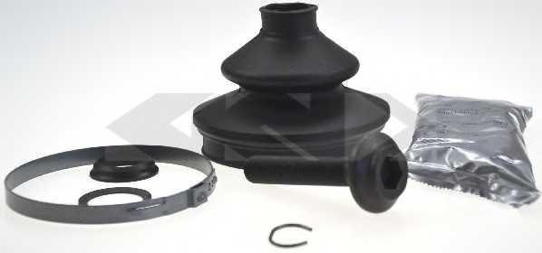 Комплект пылника приводного вала SPIDAN 26249 - изображение