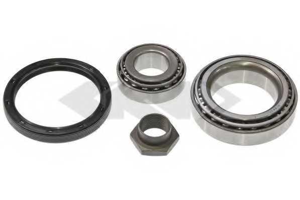 Комплект подшипника ступицы колеса SPIDAN 26468 - изображение