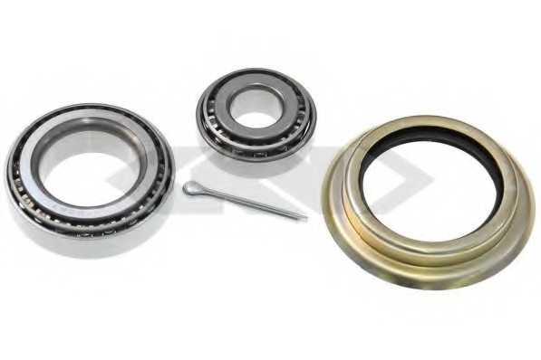 Комплект подшипника ступицы колеса SPIDAN 26890 - изображение