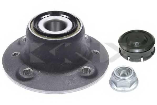 Комплект подшипника ступицы колеса SPIDAN 26906 - изображение