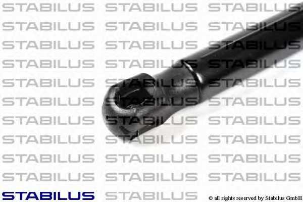 Газовая пружина (амортизатор) крышки багажника STABILUS 0008SX - изображение 2