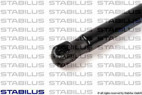 Газовая пружина (амортизатор) крышки багажника STABILUS 001984 - изображение 2