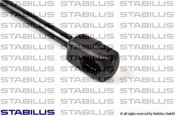 Газовая пружина (амортизатор) крышки багажника STABILUS 002001 - изображение 1