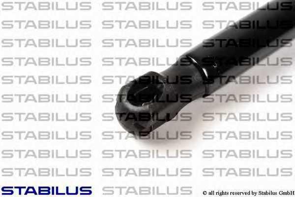 Газовая пружина (амортизатор) крышки багажника STABILUS 002001 - изображение 2
