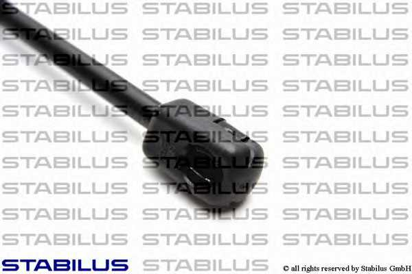 Газовая пружина (амортизатор) крышки багажника STABILUS 005190 - изображение 1