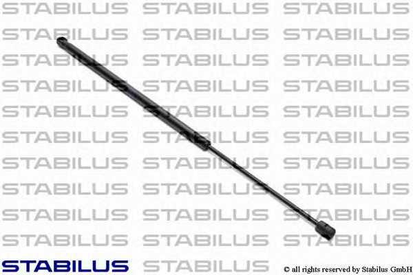 Газовая пружина (амортизатор) крышки багажника STABILUS 005190 - изображение