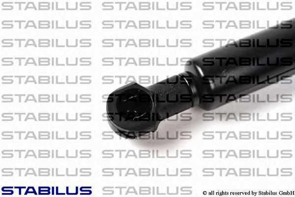 Газовая пружина (амортизатор) крышки багажника STABILUS 007998 - изображение 2