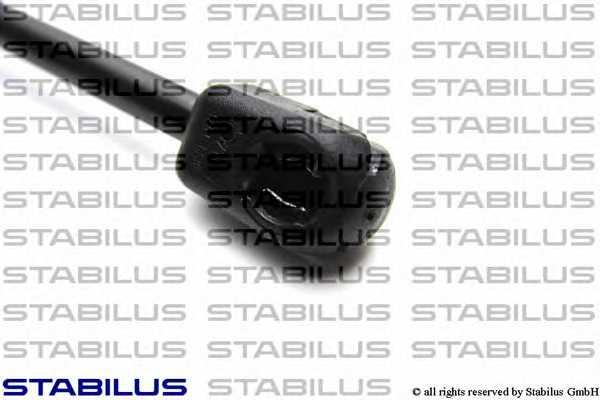 Газовая пружина (амортизатор) крышки багажника STABILUS 011499 - изображение 1