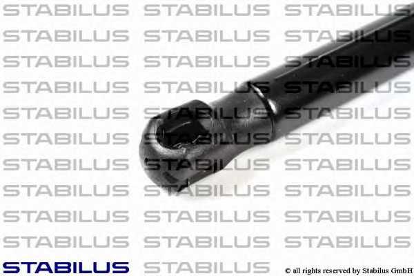 Газовая пружина (амортизатор) крышки багажника STABILUS 013349 - изображение 2