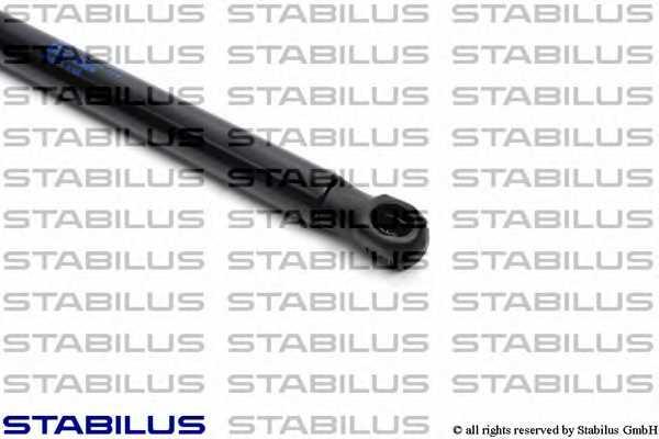 Газовая пружина (амортизатор) крышки багажника STABILUS 015381 - изображение 2